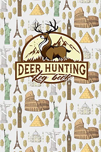 Deer Hunting Log Book