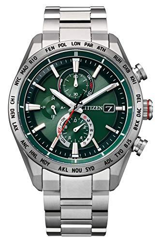 [Citizen] 腕時計 アテッサ AT8181-63W メンズ シルバー