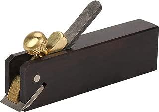 Wood Plane Ebony Mini Woodworking Plane Perfect Carpenter DIY Wood Cutting Tool for Woodworking