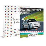 SMARTBOX - Coffret cadeau - Pilotage prestige Porsche - idée cadeau - 1 stage de conduite jusqu'à 10 tours au volant d'une Porsche pour 1 à 4 personnes