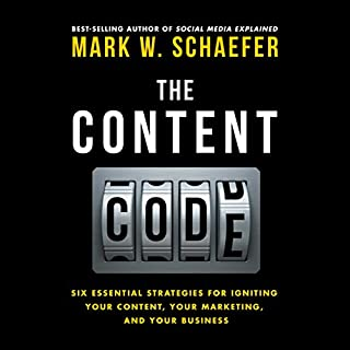 The Content Code audiobook cover art