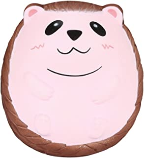 gofar Cartoon Hedgehog Animal Slow Rising Decompression Squeeze Toy Coffee