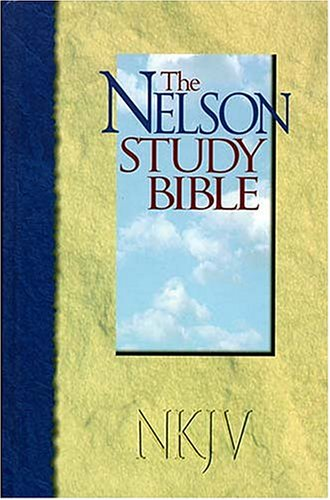 The Nelson Study Bible: New King James Version (Nelson 2885)