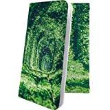 REGZA Phone T-02D / T-01D / T-01C / IS04 マルチタイプ マルチ対応ケース ケース 手帳型 木目 木目調 ウッド 木 wood 自然 森 森林 レグザフォン レグザ 風景 regzaphone t01c t01d t02d きれい 綺麗ケース 11563-dfdkkf-10001089-regzaphone t01c t0