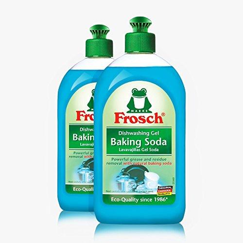Frosch Natural Baking Soda Liquid Hand Dish...