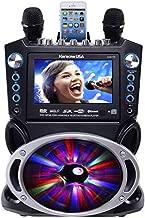 Karaoke USA GF842 DVD/CDG/MP3G Karaoke Machine with 7