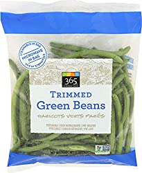 365 Everyday Value, Trimmed Green Beans, 12 oz