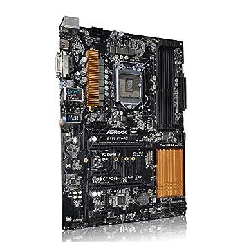 asrock z170 pro4 lga 1151 atx intel motherboard