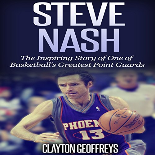 Steve Nash audiobook cover art