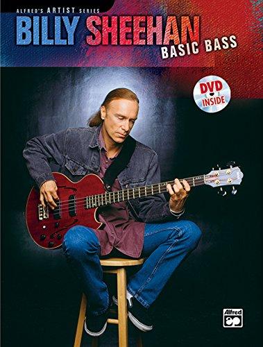 Billy Sheehan: Basic Bass (Alfred's Artist Series)