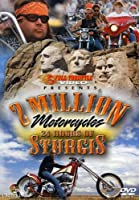 2 Million Motorcycles: 24 Hours of Sturgis [DVD]