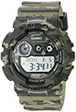 Casio G-Shock Men's GD-120CM Camo Sport Watch
