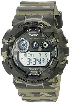 Casio G-Shock Men s GD-120CM Camo Sport Watch