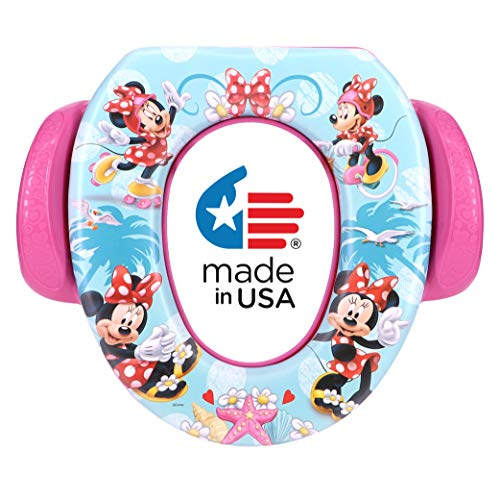 Disney Soft Potty Seat, Minnie Mouse Summer Fun