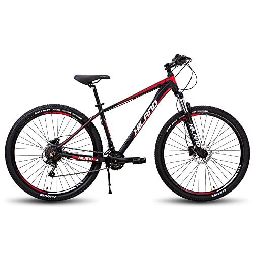 Hiland Bicicleta de montaña de aluminio de 29...