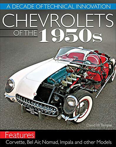 Chevrolets of the 1950s: A Decade of Technical Innovation (English Edition)