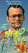 Where the Buffalo Roam VHS