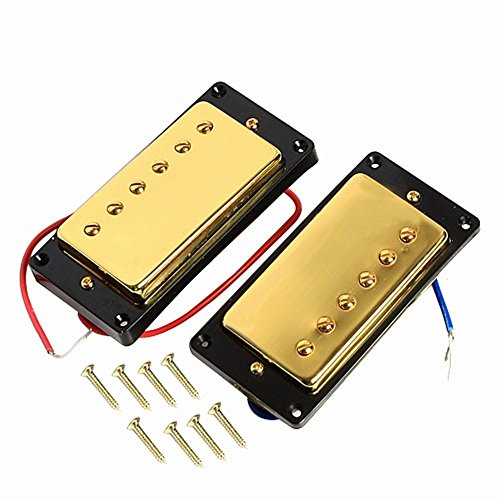 Pastilla Vinsing de repuesto para Gibson Les Paul, color dorado, 2 unidades.