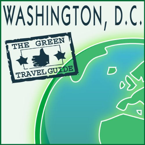 Washington, D.C. audiobook cover art