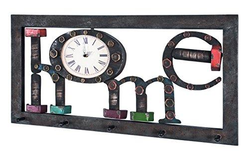 Haku-Möbel Wandgarderobe, Vintage, 8 x 70 x 35 cm