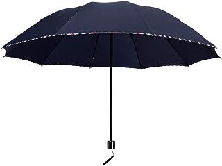 Reinforced Canopy Auto Open//Close Umbrella Ergonomic Handle FOONEE Windproof Compact Travel Umbrella
