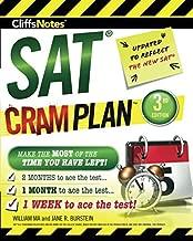 CliffsNotes SAT Cram Plan 3rd Edition