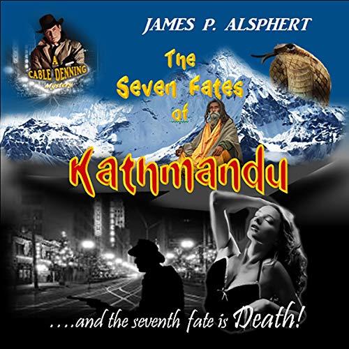 The Seven Fates of Kathmandu audiobook cover art
