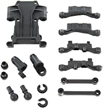 Redcat Racing Suspension Arms, Shock Assembly and Front Gear Box Mount for Sumo RC