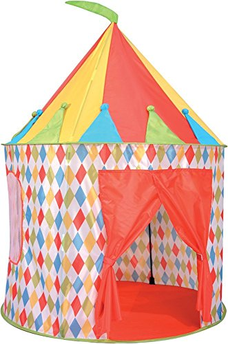 Kids Kingdom Pop-up Circus Play Tent