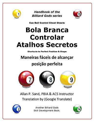 Métodos Secretos de Control de la Bola Blanca: Maneiras fáceis de alcançar...