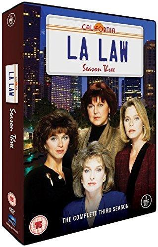 L.A. Law - Series 3