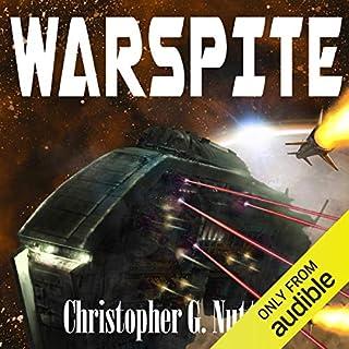 Warspite audiobook cover art