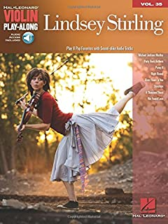 Lindsey Stirling - Violin Play-Along Volume 35 Audio On Line