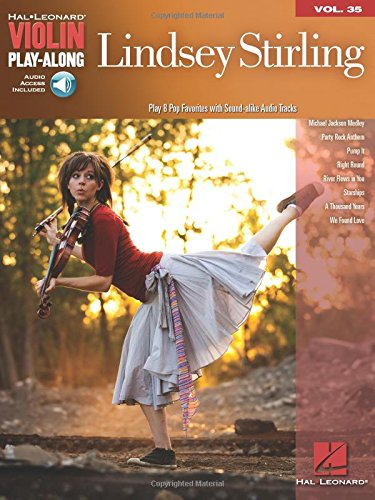 Violin Play-Along Volume 35: Lindsey Stirling: Play-Along, CD für Violine