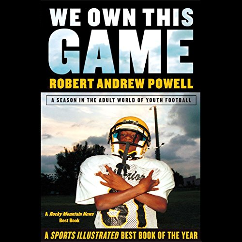We Own This Game audiobook cover art