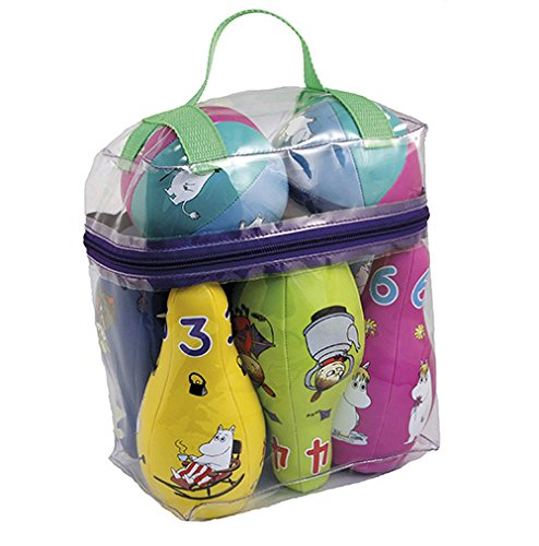 Mumins - Soft bowling set (Barbo-Toys) [7260]