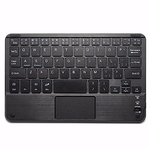 Teclado inalámbrico portátil Bluetooth teclado para Apple teclado iPad xiaomi Samsung Huawei teléfono Tablet teclado inalámbrico para Android IOS Windows