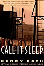 By Henry Roth - Call It Sleep: A Novel (1992-01-16) [Paperback]