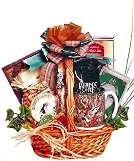 Hunting Themed Fathers Day Gift Basket | Size Large