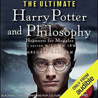 The Ultimate Harry Potter and Philosophy copertina