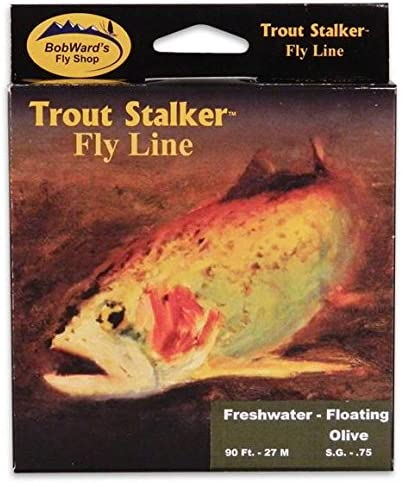 STONE CREEK Inventory cleanup selling sale Bob Ward`s Trout Forward Fre Floating Stalker Gifts Weight