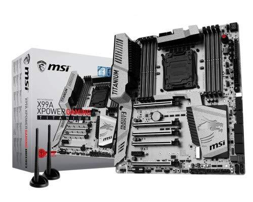 MSI X99A Xpower Gaming Titanium Mainboard