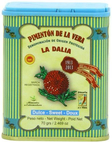 La Dalia Pimentón de la Vera DOP dulce | Mildes geräuchertes Paprikapulver