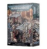 Games Workshop Warhammer 40k - Zone de Bataille Manufactorum : Sous-cloître et Chapelle-dépôt
