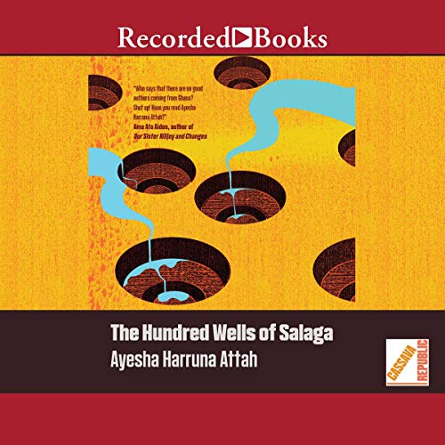 The Hundred Wells of Salaga cover art