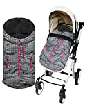 SNBOCON Waterproof Baby Infant Stroller Sleeping Bag,Wearable Stroller Blanket Winter Outdoor Cold-Proof,Keeping Your Baby Warm
