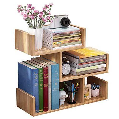 JKGHK Małe biblioteczki w kształcie drzewa, regał na książki półki na biurko, regał na książki, dom, biuro stojak do przechowywania, do książek/płyt CD/albumów, uchwyt na dokumenty
