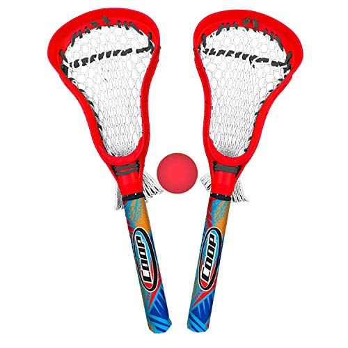 COOP Hydro Lacrosse Game Set - Outdoor Pool Toy for Kids and Adults, Odyssey Red (6046774)
