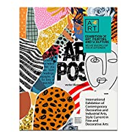 """現代抽象レディラインアートキャンバス絵画北欧スタイルの写真ポスター壁画家の装飾-23.6 """"x29.5""""(60x75cm)フレームレス"""