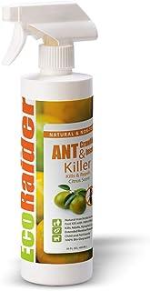 蟻用天然殺虫剤480ml(16oz)、害虫対策 害虫駆除 100%即殺、永続的な残留忌避防止可能、火蟻駆除 、子供やペットに安心